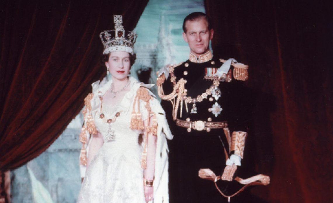 elizabeth coronation