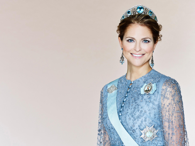 Hrh Princess Madeleinesweden Royal Central
