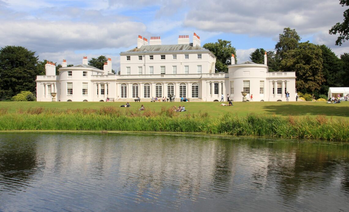 View of Frogmore House