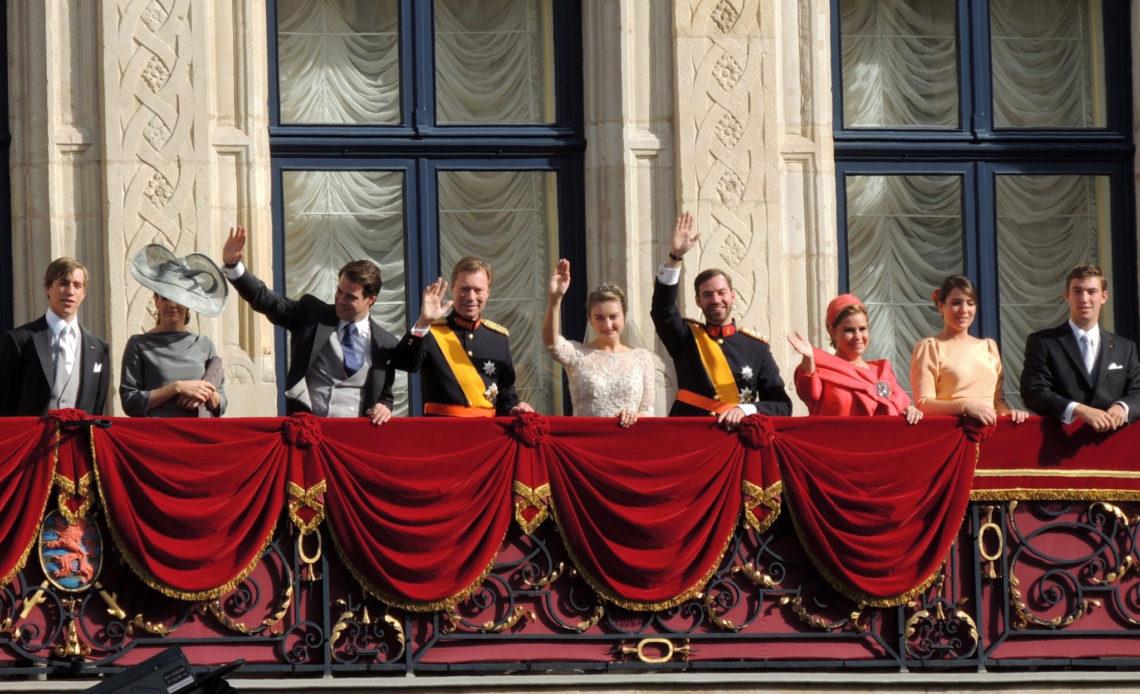 Grand Ducal Family