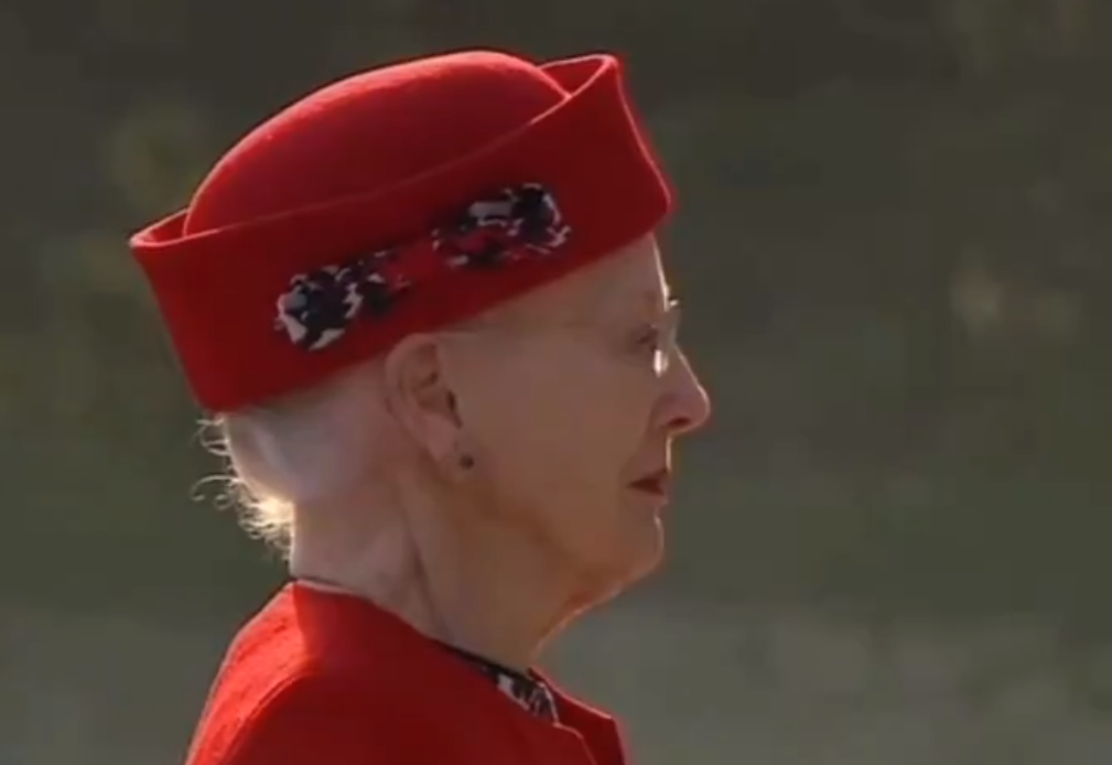 Queen Margrethe II of Denmark, May 2020