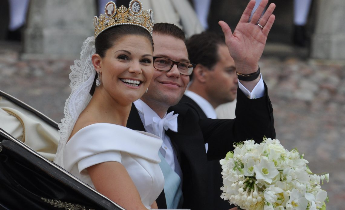 Crown Princess Victoria and Prince Daniel, 2010