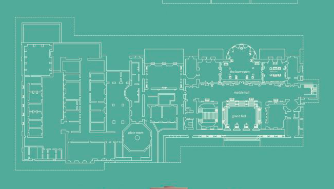Revealed Buckingham Palace S Unseen Floor Plans Royal Central