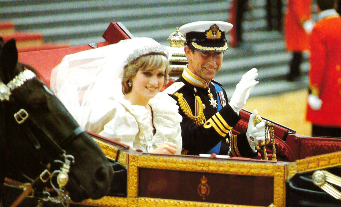 Charles, Prince of Wales and Diana, Princess of Wales