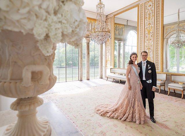 Crown Princess Victoria, Prince Daniel