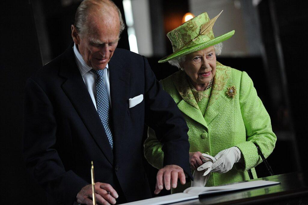 The Queen and Prince Philip, Duke of Edinburgh