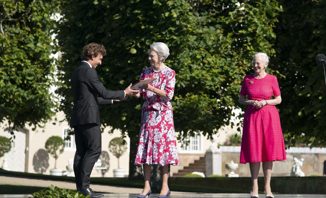 Queen Margrethe, Princess Benedifke