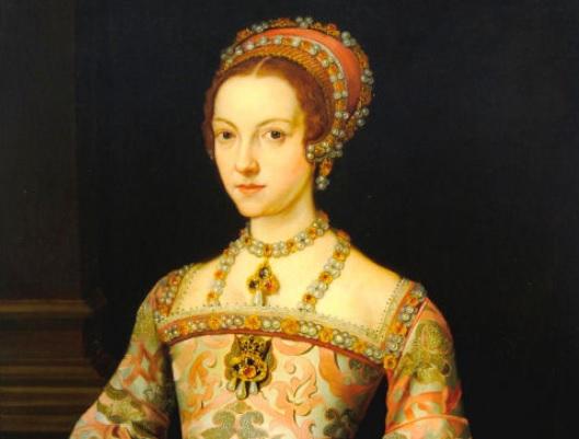 Katherine Parr, Queen of England