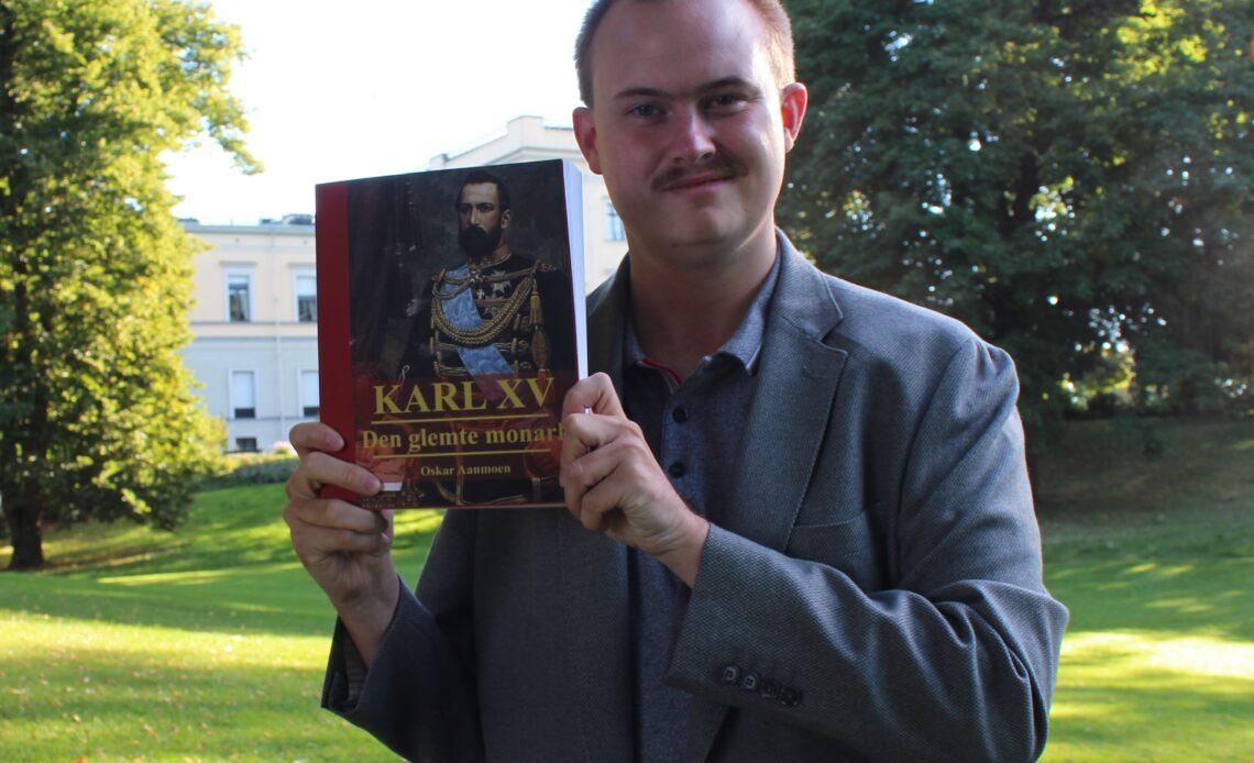 Oskar Aanmoen/ Karl XV