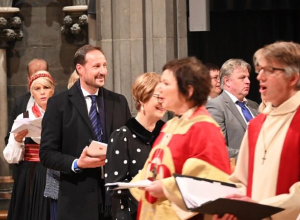 Crown Prince Haakon of Norway