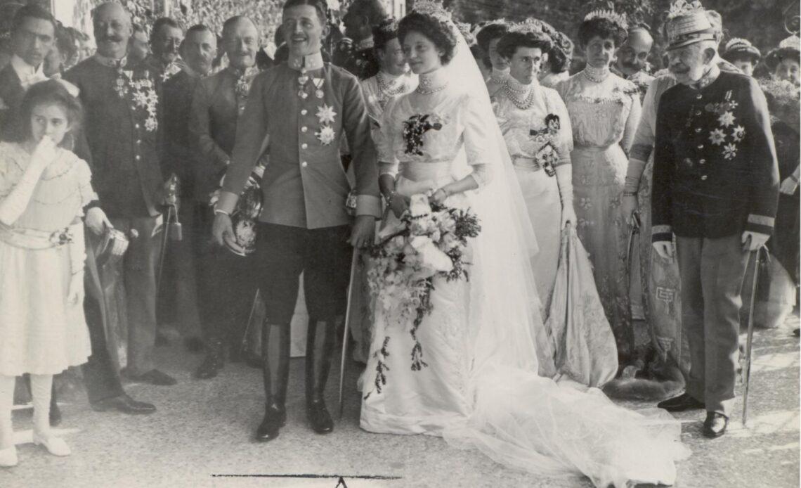 Karl and Zita of Austro-Hungary