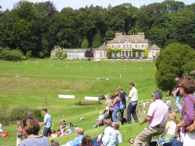 Gatcombe Park House, home of the Princess Royal