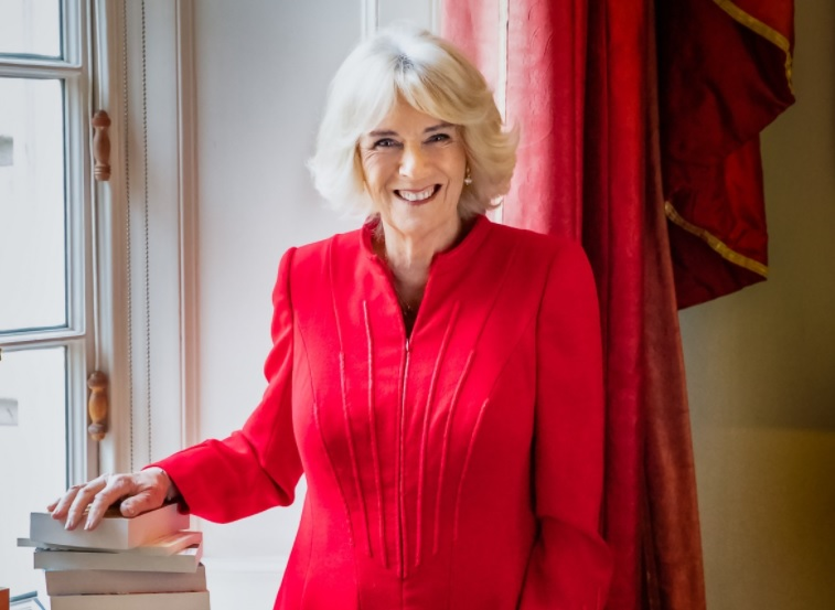 Camilla, The Duchess of Cornwall launches The Reading Room