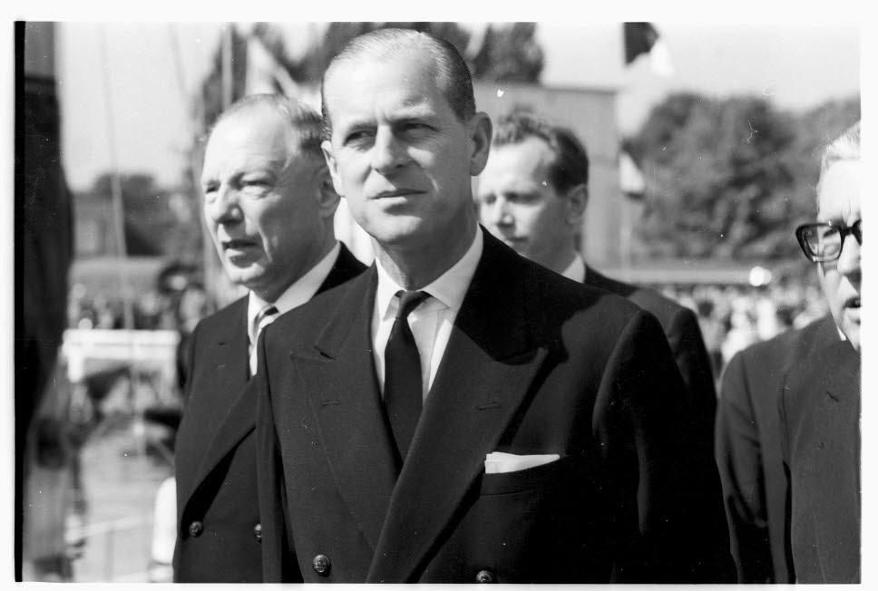 Prince Philip, The Duke of Edinburgh in 1966