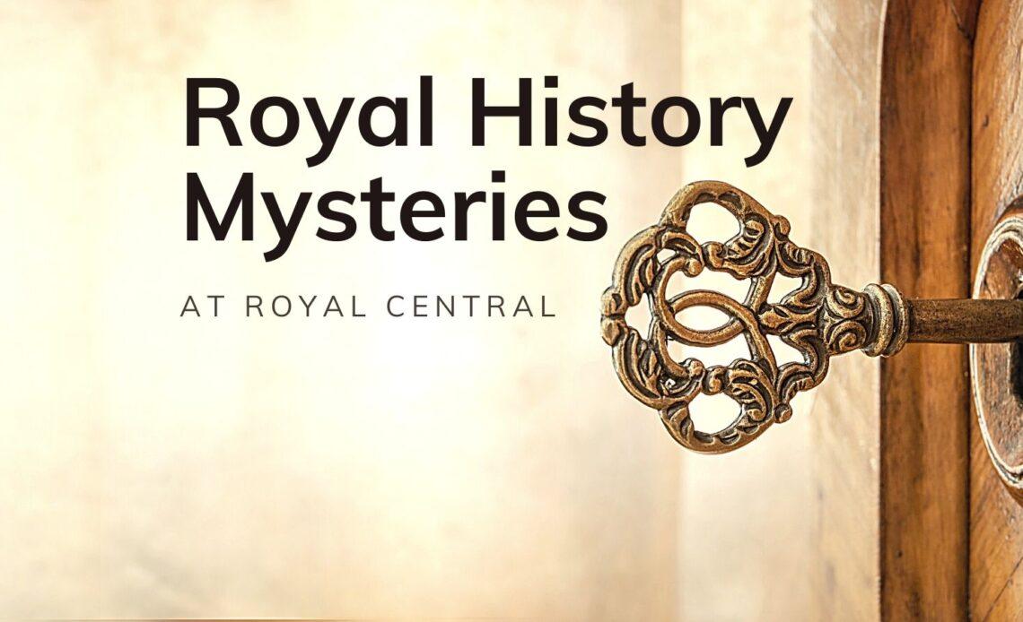 Royal History Mysteries Banner