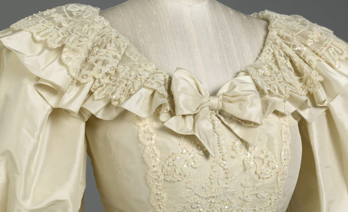 Diana, Princess of Wales' wedding dress