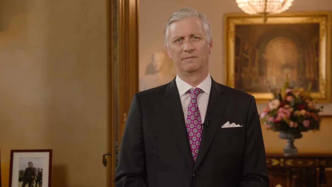 King Philippe of the Belgians